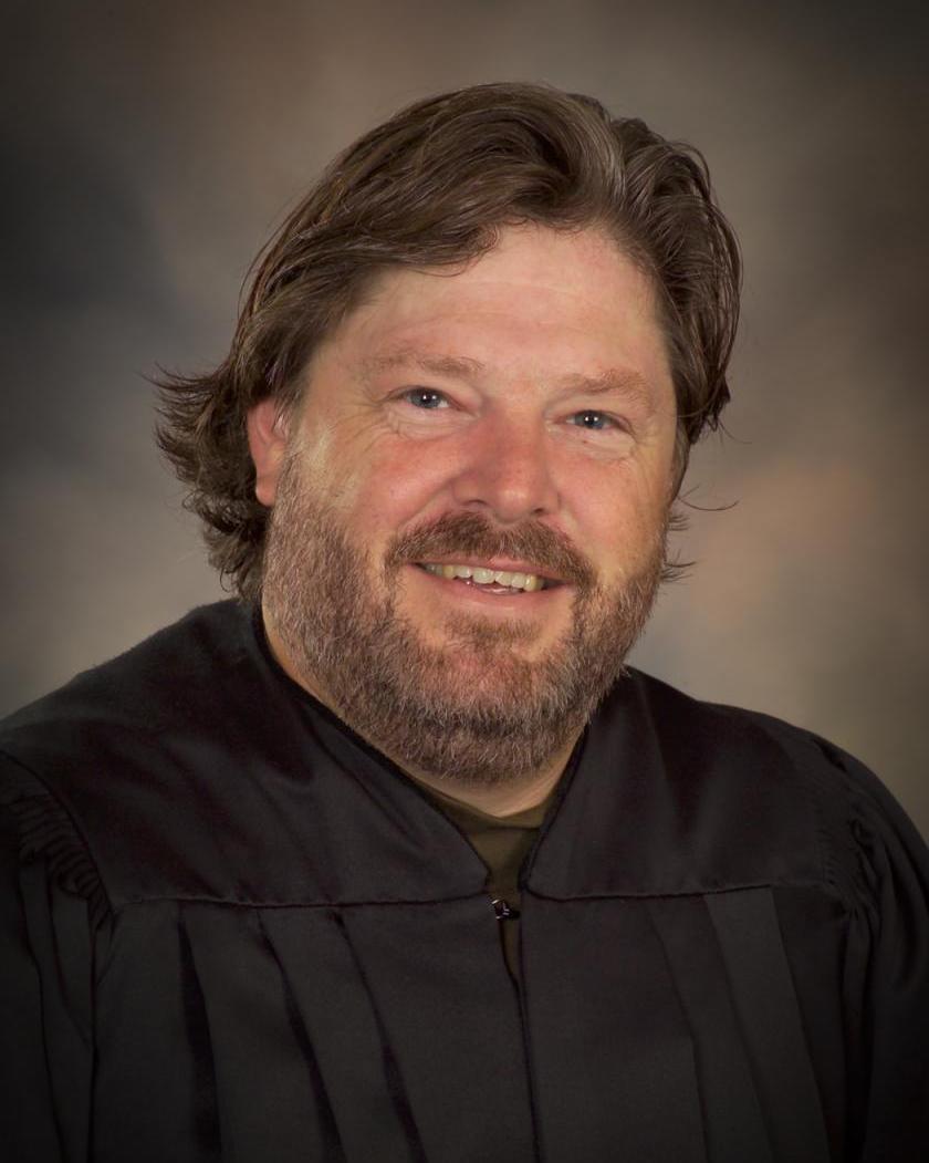 District Judge Jeff Goering