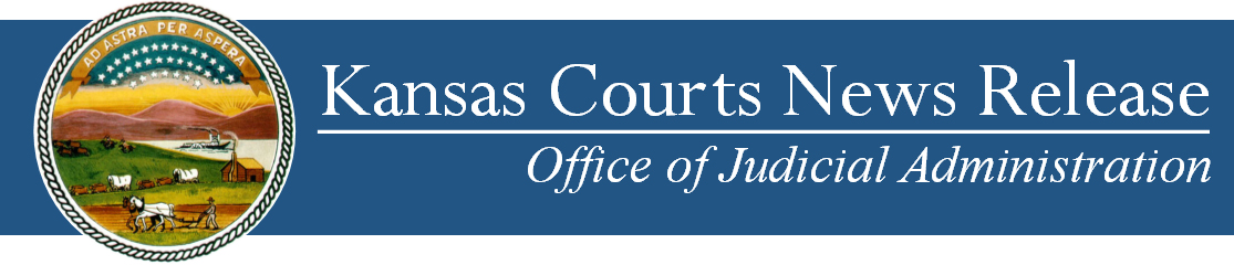 ansas Courts News Release